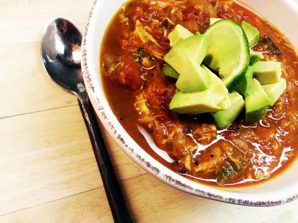 mex soup